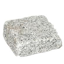 60mm Silver Grey Granite Tumbles