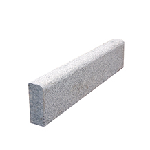 Silver Grey Granite Kerbs