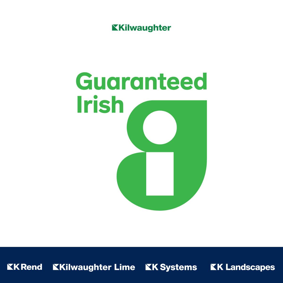 Guaranteed Irish Membership Logo