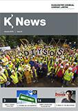 K News Autumn 2013