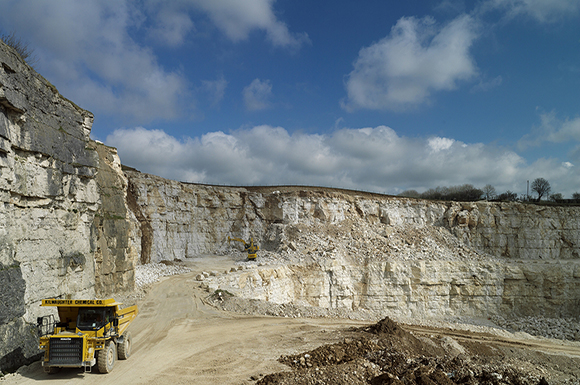 Kilwaughter Minerals, Quarry Site, Northern Ireland