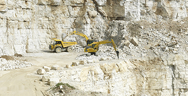 Kilwaughter Chemical Co. Ltd, Quarry Site, Northern Ireland Larne