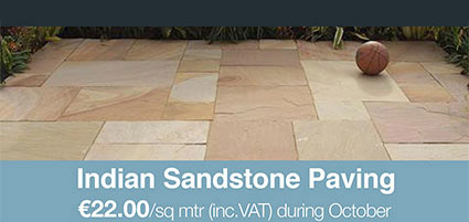 October Paving Offer