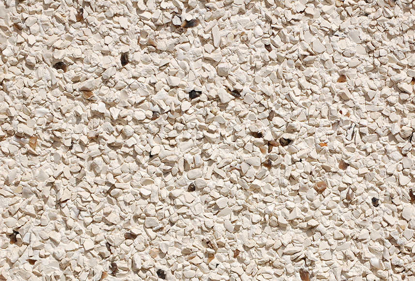 Kilwaughter Lime White Limestone Chips 4 - 8mm and 8 - 11mm