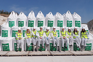 Kilwaughter Lime school visit