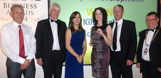 Kilwaughter people award 2014